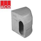 ACO KerbDrain HB305 Half Battered Quadrant Unit - 305mm