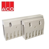 ACO KerbDrain HB405 Half Battered Kerb Unit - 1000mm