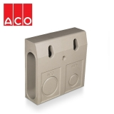 ACO KerbDrain HB480 Half Battered Kerb Unit - 500mm