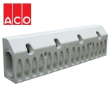 ACO KerbDrain HB255 Half Battered Kerb Unit - 1000mm