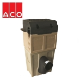 ACO KerbDrain SP480 Splayed Gully Top and Roddable Deep Base Unit