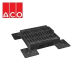 ACO KerbDrain HB305 Half Battered Gully Access Frame and Cover Only