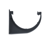 Cast Iron Style Gutter 115mm Deepstyle Fascia Bracket Anthracite Grey