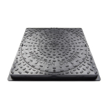 Inspection Chamber Manhole Cover and Frame (Driveway) 450mm 50kN