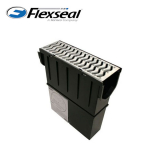 Fernco Stormdrain Channel Drain Sump Unit With Galvanised Steel Grate