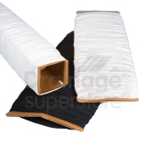 Pre Loaded Land Drain Pipe Filter Sock Geotextile 110mm - 30m