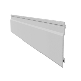 Open Vee Cladding uPVC 100mm x 5m - White