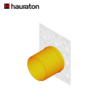Hauraton Faserfix KS200 End Cap Outlet
