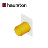 Hauraton Faserfix KS Channel Drain Outlet End Cap
