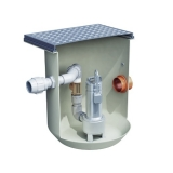 Klargester Pump Station 200L Low Head with High Level Alarm