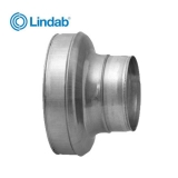 Lindab Ventilation Ducting Reducer - 200 to 150mm