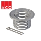 ACO Rainwater Roof Outlet Raising Ring- 100mm