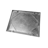 Wrekin Double Seal Recessed Manhole Cover & Frame 900mm x 750mm - 2.5 Tonne