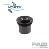 Cast Iron Shower Drain Removable Bottle Trap - Vortx