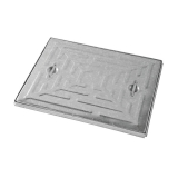 Steel Access Manhole Cover and Frame 600mm x 450mm - 5 Tonne
