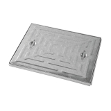 Wrekin Steel Access Manhole Cover & Frame 600mm x 450mm - 17.5 Tonne