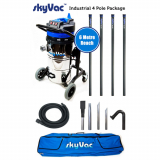SkyVac 85 Industrial High Reach Inspection and Cleaning System - 6m
