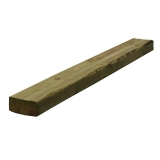 47mm x 100mm Dry Treated Regularised C16 Timber Joists - 3.6m