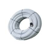 Wrapped Perforated Land Drain Coil Pipe 100mm x 50m